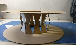Balenie na papierovú cievku / plastovú rolku
